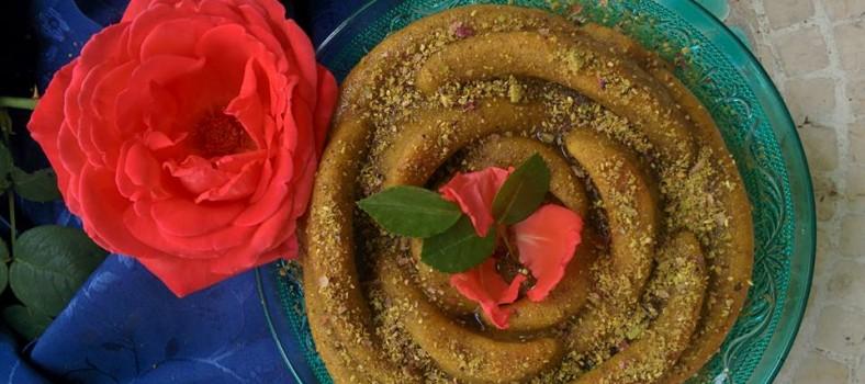 torta persia