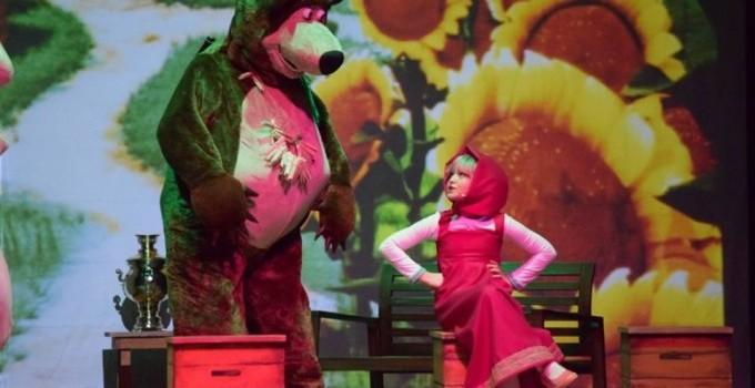 masha e orso musical (1)